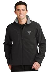 Landway Matrix Soft shell Jacket - Black