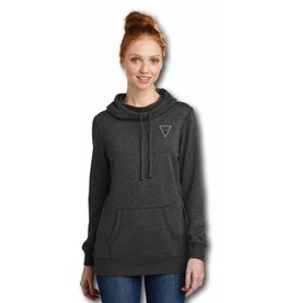 Ladies Cowl Neck Sweatshirt