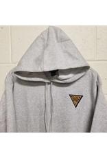 Sport Tek Grey Hooded Sweatshirt
