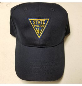 Special hat-Navy w/NJSP logo
