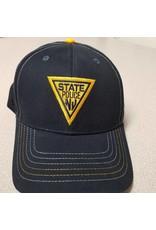 Contrast Stitching - Hat Brim
