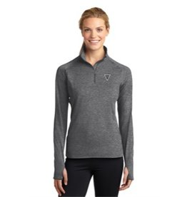 Ladies Sport Tek 1/2 Zip Sportwick