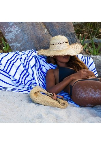 Blanket Las Bayadas - The Mexican Beach Blanket - 6' x 7'