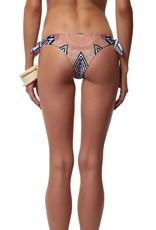 Swimwear Mara Hoffman - Starbasket Tie Side Brazilian Bikini Bottom