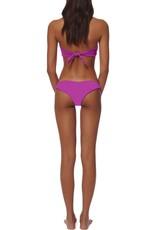 Swimwear Mara Hoffman - Bandeau Twist Front Bikini Top