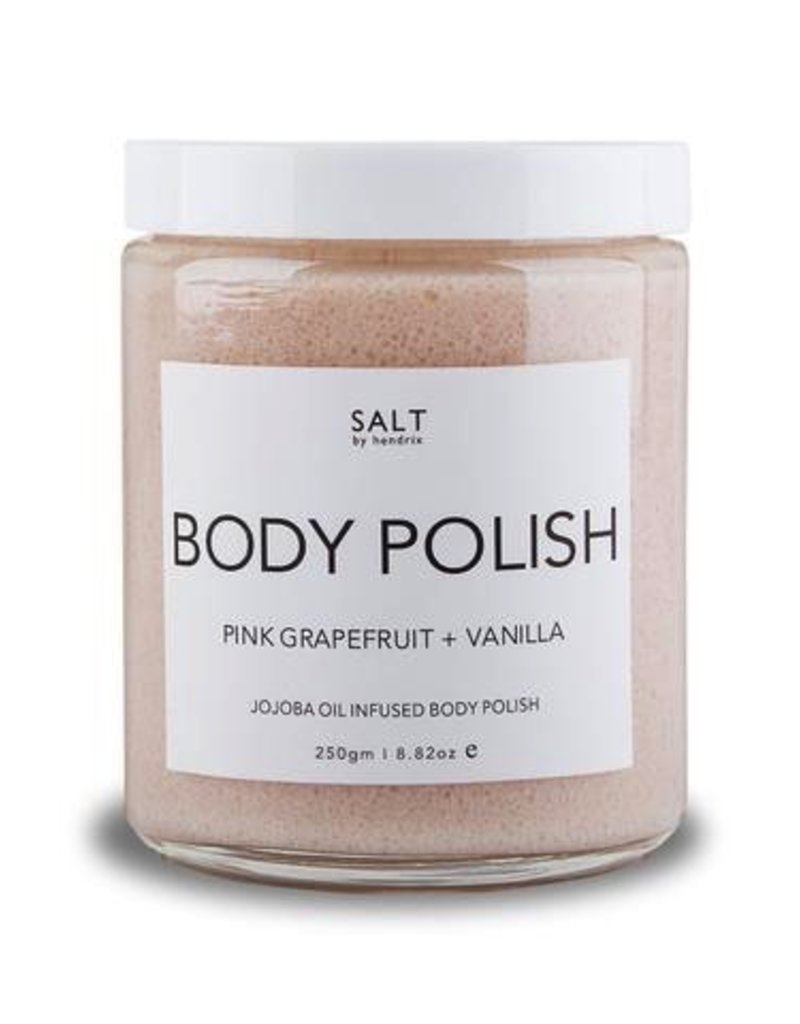 Skincare SALT by hendrix - Body Polish - Grapefruit + Vanilla