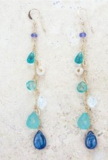 Earrings Noelani Hawaii - Gaia Earrings