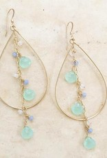 Earrings Noelani Hawaii - Kanaloa Large Earrings