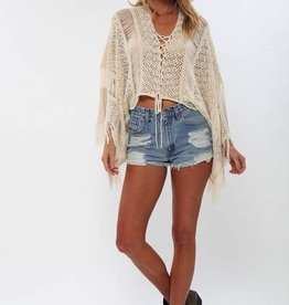 Sweater Goddis - Island Gypsy Top