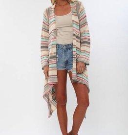 Sweater Goddis - Naples Wrap Sweater