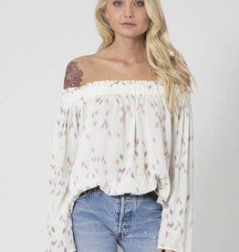 Tops Stillwater - Sun Kiss Shoulder Top