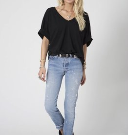 T-Shirt Stillwater - Boyfriend U Neck Tee
