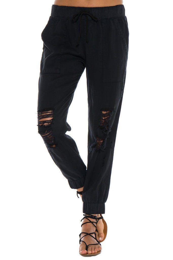 Pants bella dahl - Pocket Jogger