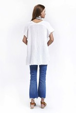 Tops felicite - Double V Neck Top