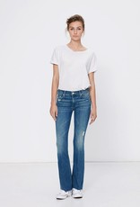 Jeans MOTHER - The Weekender in Graffiti Girl