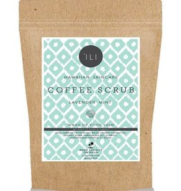 Skincare 'Ili Travel Size Coffee Scrub Lavender Mint