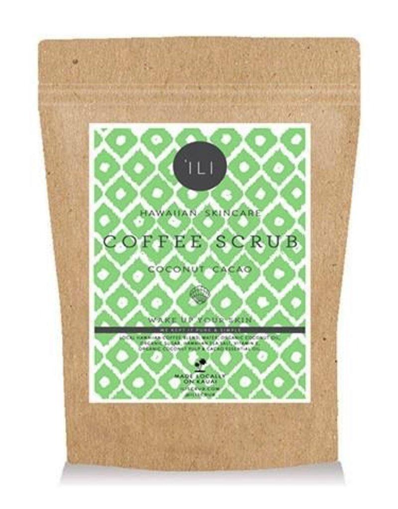 Skincare 'Ili Travel Size Coffee Scrub Coconut Cacao