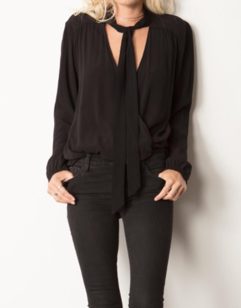 Tops Stillwater - Deeper V Tie Front Top