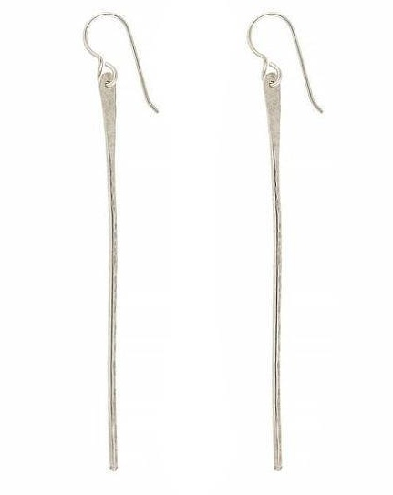 Earrings Wahine Rox - Pahi Silver Earrings