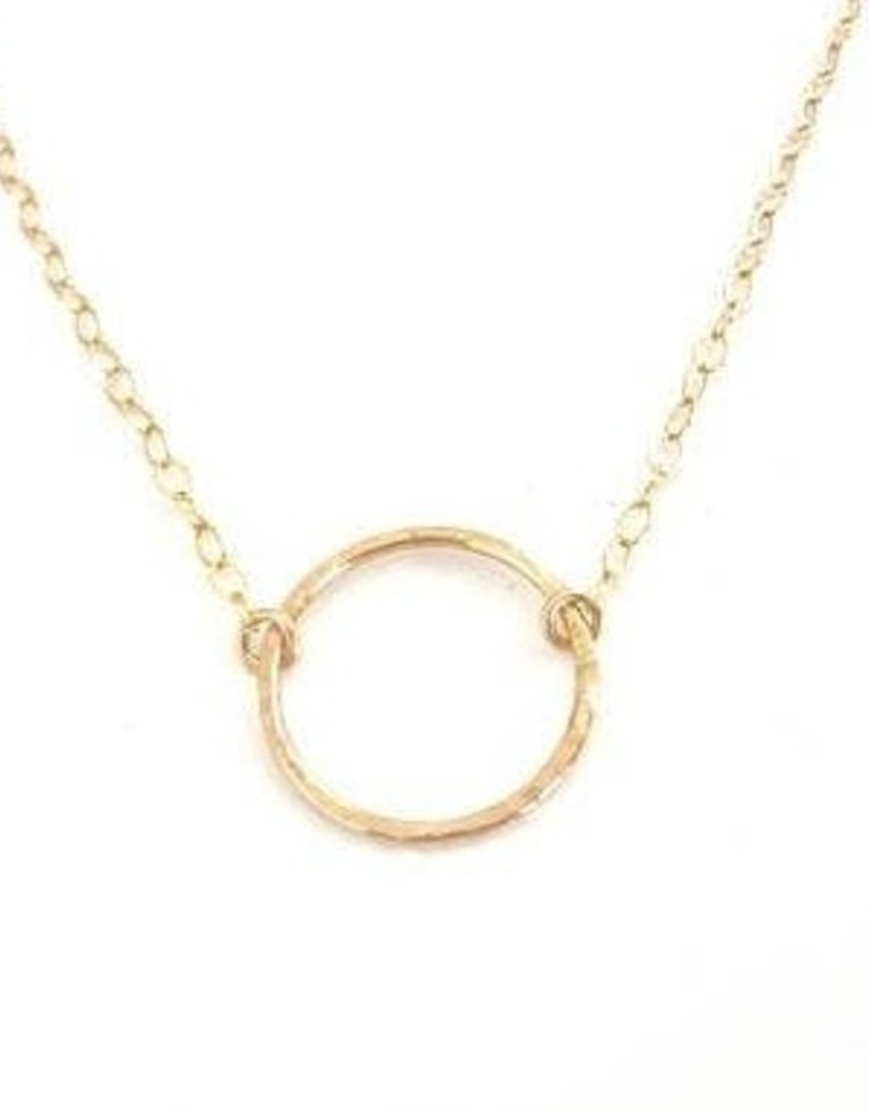 Necklaces Wahine Rox - Circle Necklace
