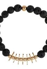 Bracelets Wahine Rox - Gold Bar Bracelet