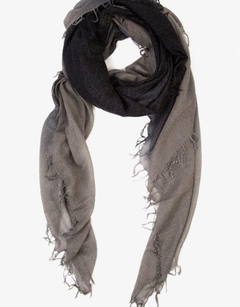 Scarves Chan Luu - Eiffel Tower Cashmere and Silk Scarf