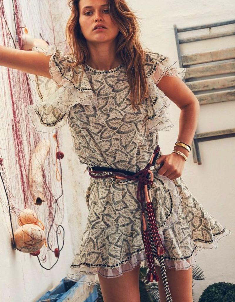 Skirt Love Shack Fancy - Clementine Skirt