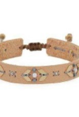 Bracelets Chan Luu - Blue Lace Mix Adjustable Bracelet