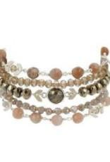 Bracelets Chan Luu - Sunstone Mix Stone Bracelet