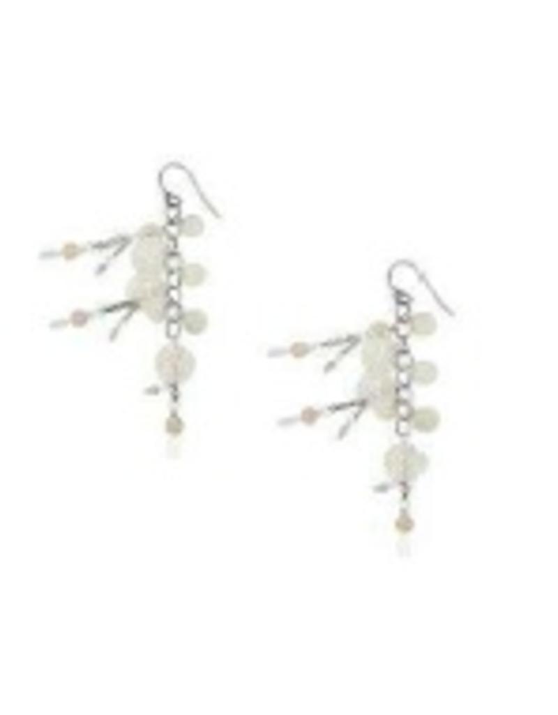 Earrings Chan Luu - Sunstone Mix Coin Earrings