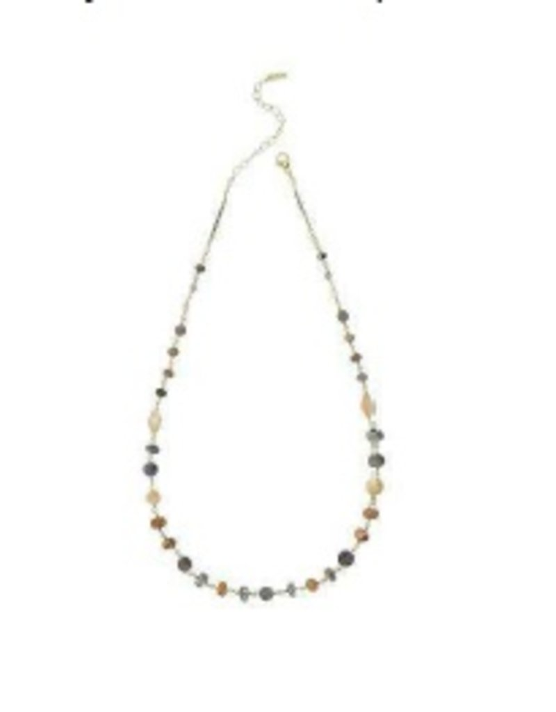 Necklaces Chan Luu - Natural Mix Layering Necklace