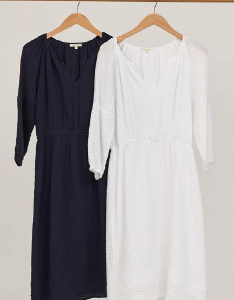Dresses felicite - Peasant Dress in Cotton Gauze