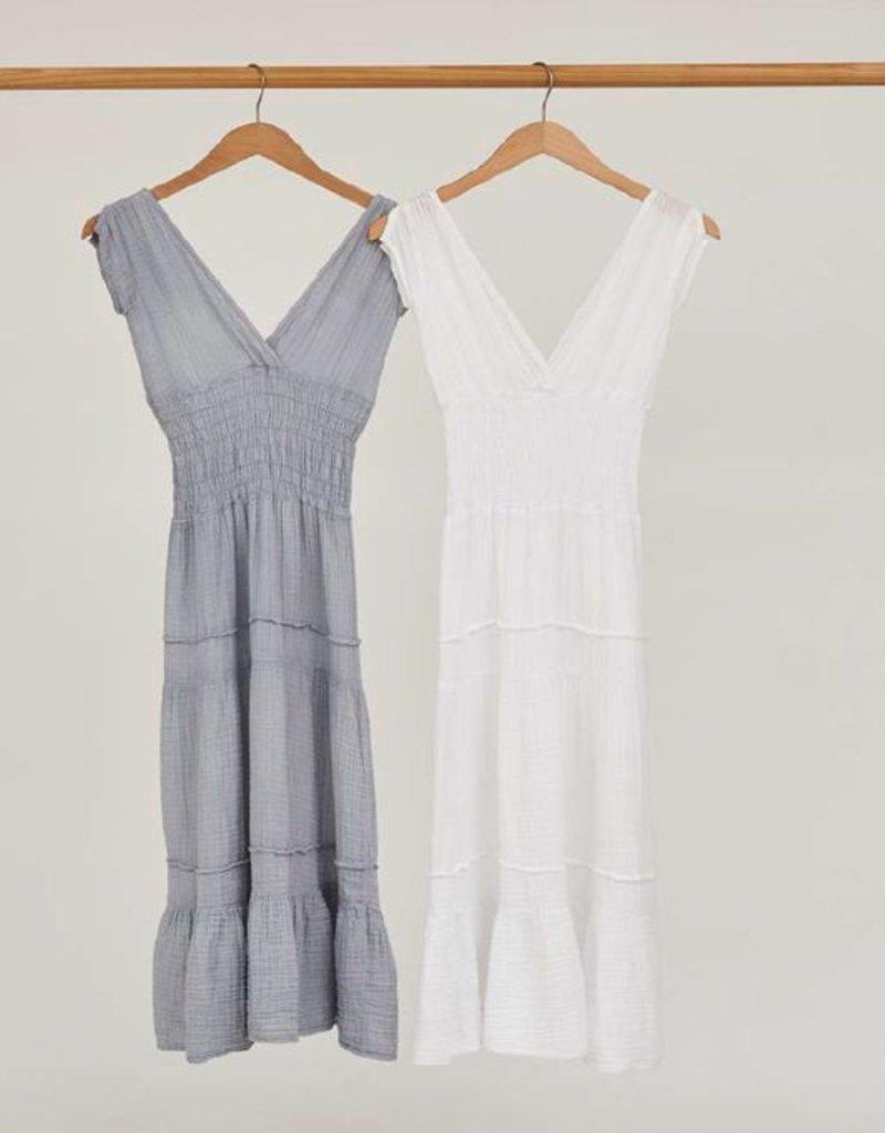 Dresses felicite - Smocked Gauze Dress