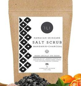 Skincare 'ILI Hawaiian Salt Scrub Mandarin + Charcoal