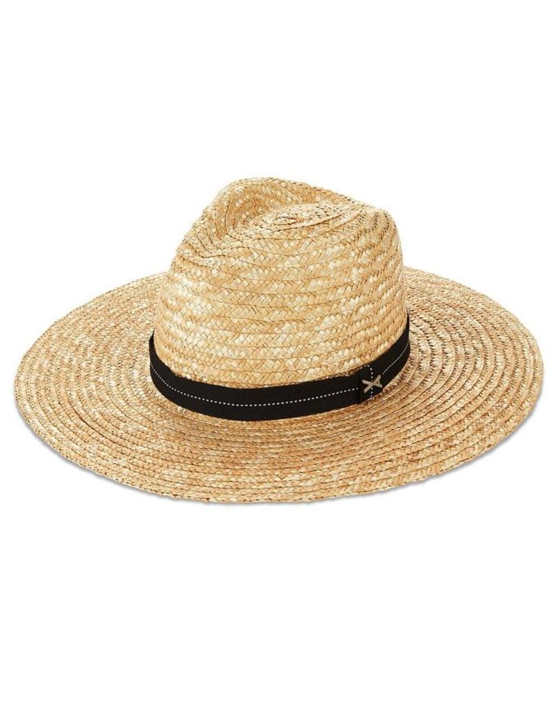 Hats Vitamin A - Provence Hat in Natural/Black Band