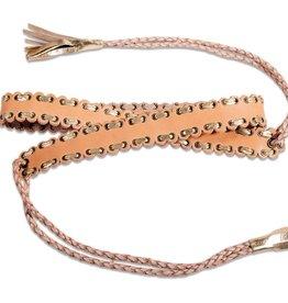 Belts cocobelle - Nico Belt in Sand
