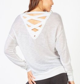 Skirt Hard Tail - Lattice Pullover