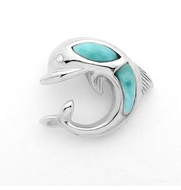Sterling & Larimar Dolphin