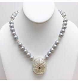 Grey Pearl & Sea Urchin