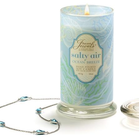 Secret Jewels Candle
