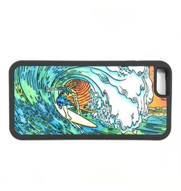 Sunset Surfer Phone Case