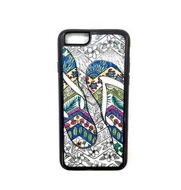 Tropical Flip Flops Phone Case