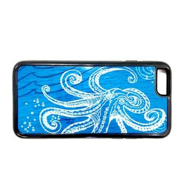 Blue Octopus Phone Case