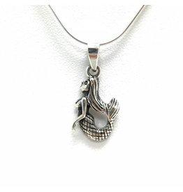 Sterling Silver Mermaid SM