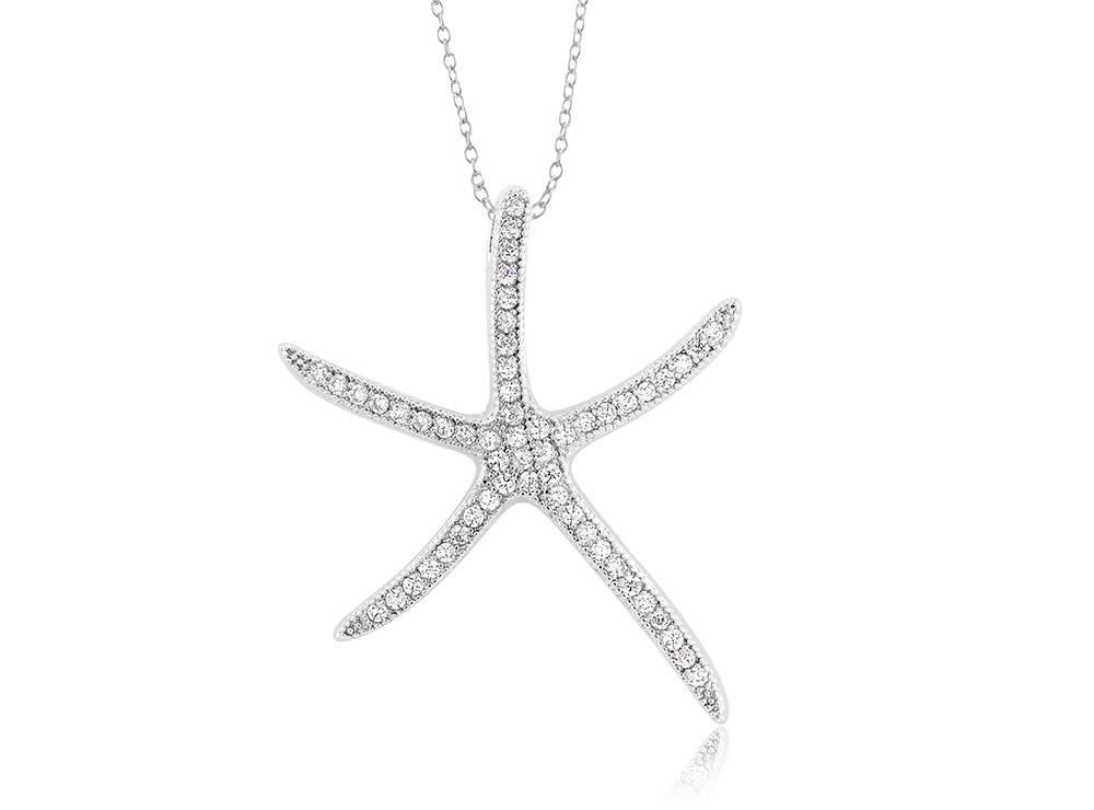 Starfish - Med CZ Skinny 2