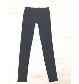 Leggings Cable Storm Gray
