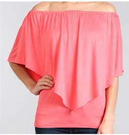 Convertible Poncho Top