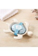 Turtle Soap Dish w/Scent Soap