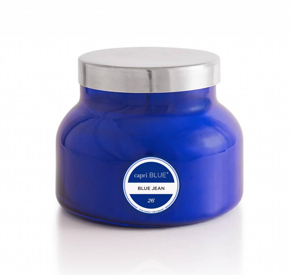 Blue Jean Signature Jar Candle
