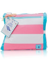 Beach Blanket Pink Stripe